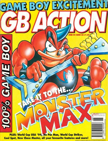 GB Action Issue 26 (June 1994)