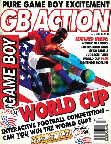 GB Action Issue 24 (April 1994)