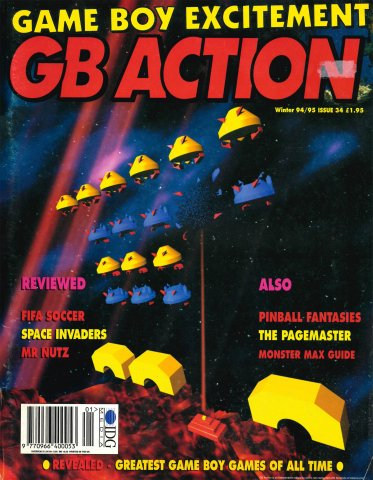 GB Action Issue 34 (Winter 94/95)