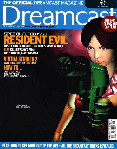 Official Dreamcast Magazine 04 (February 2000)