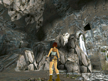 Tomb Raider Waterfall (PC)