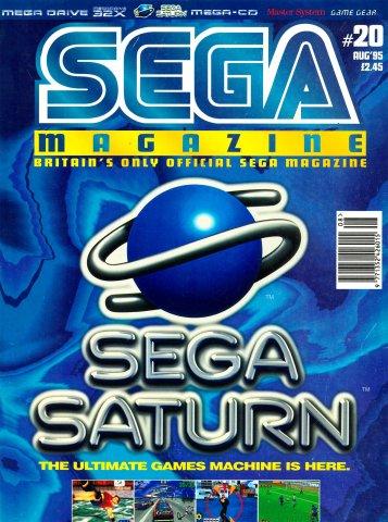 Sega Magazine 20 (August 1995)