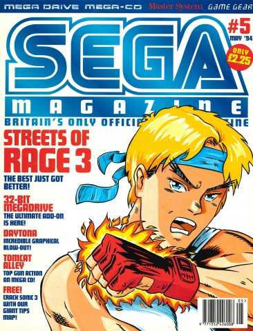 Sega Magazine 05 (May 1994)