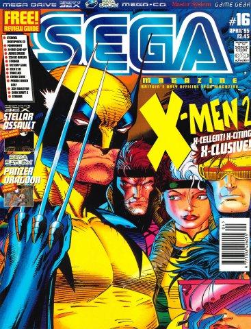 Sega Magazine 16 (May 1995)