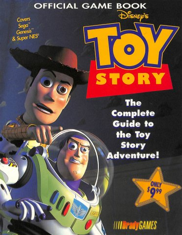 Toy Story Official Game Book