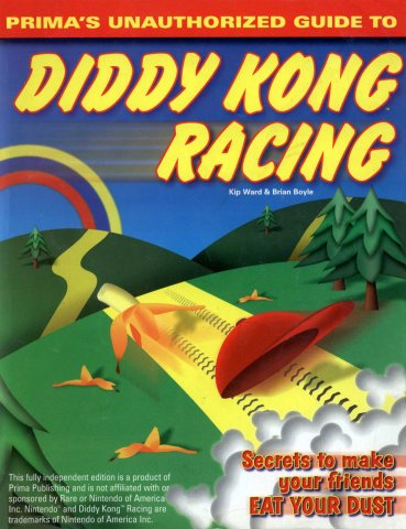 Diddy Kong Racing Unauthorized Guide