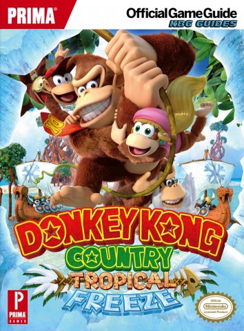 Donkey Kong Country - Tropical Freeze