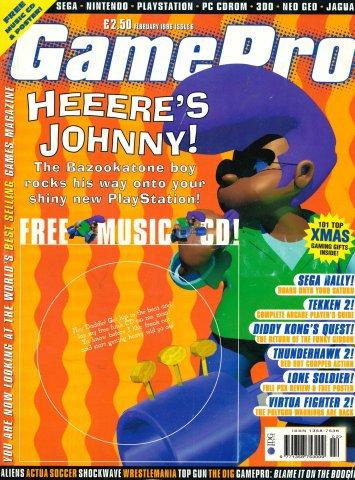 GamePro UK Issue 06 (February 1996)