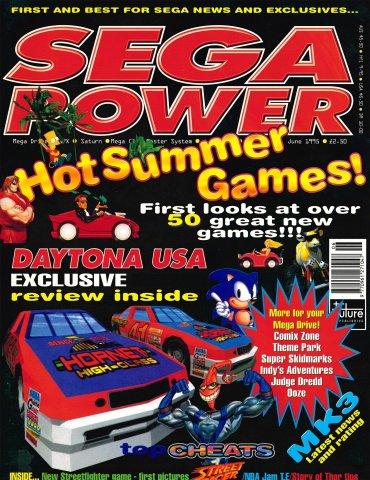 Sega Power Issue 67 (June 1995)