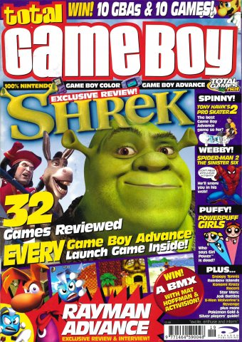Total Game Boy Issue 19 (July 2001)