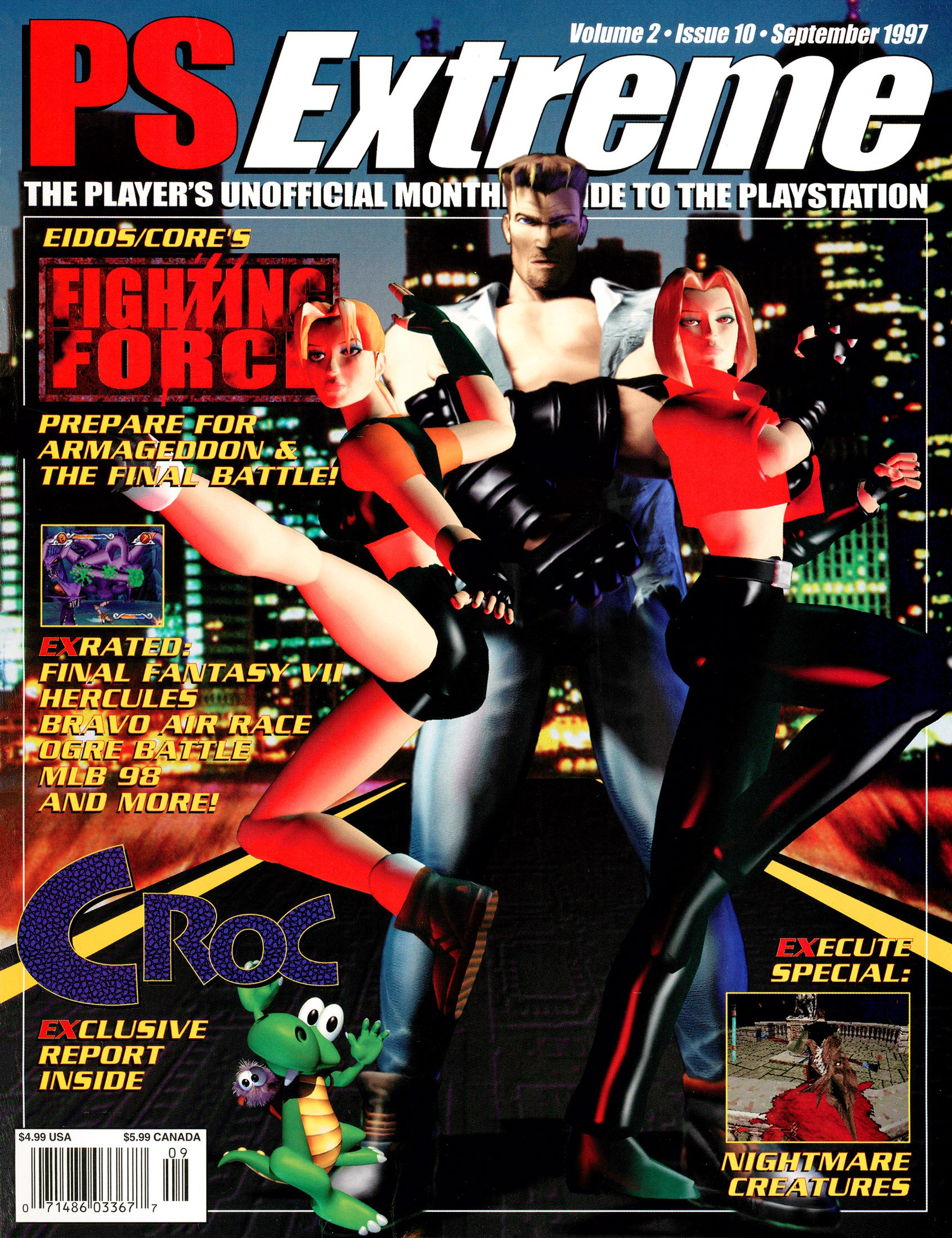 PSExtreme Issue 22 (September 1997)