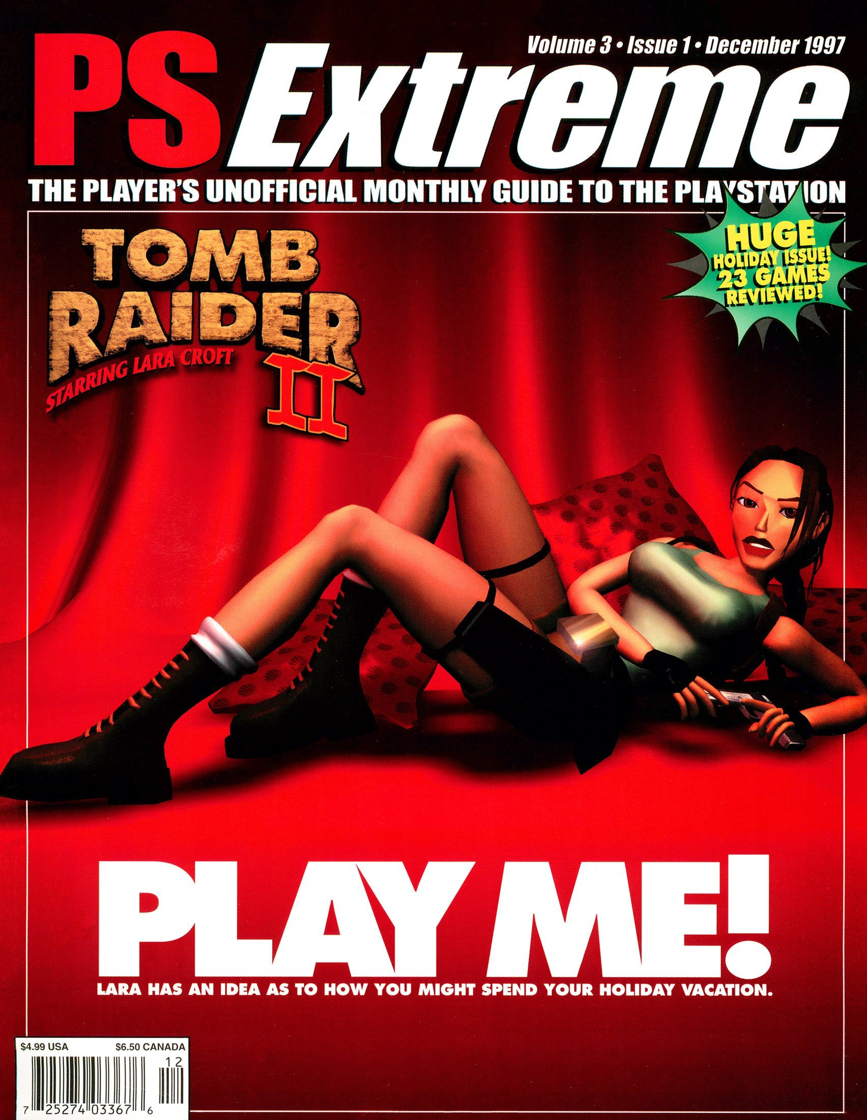 PSExtreme Issue 25 December 1997