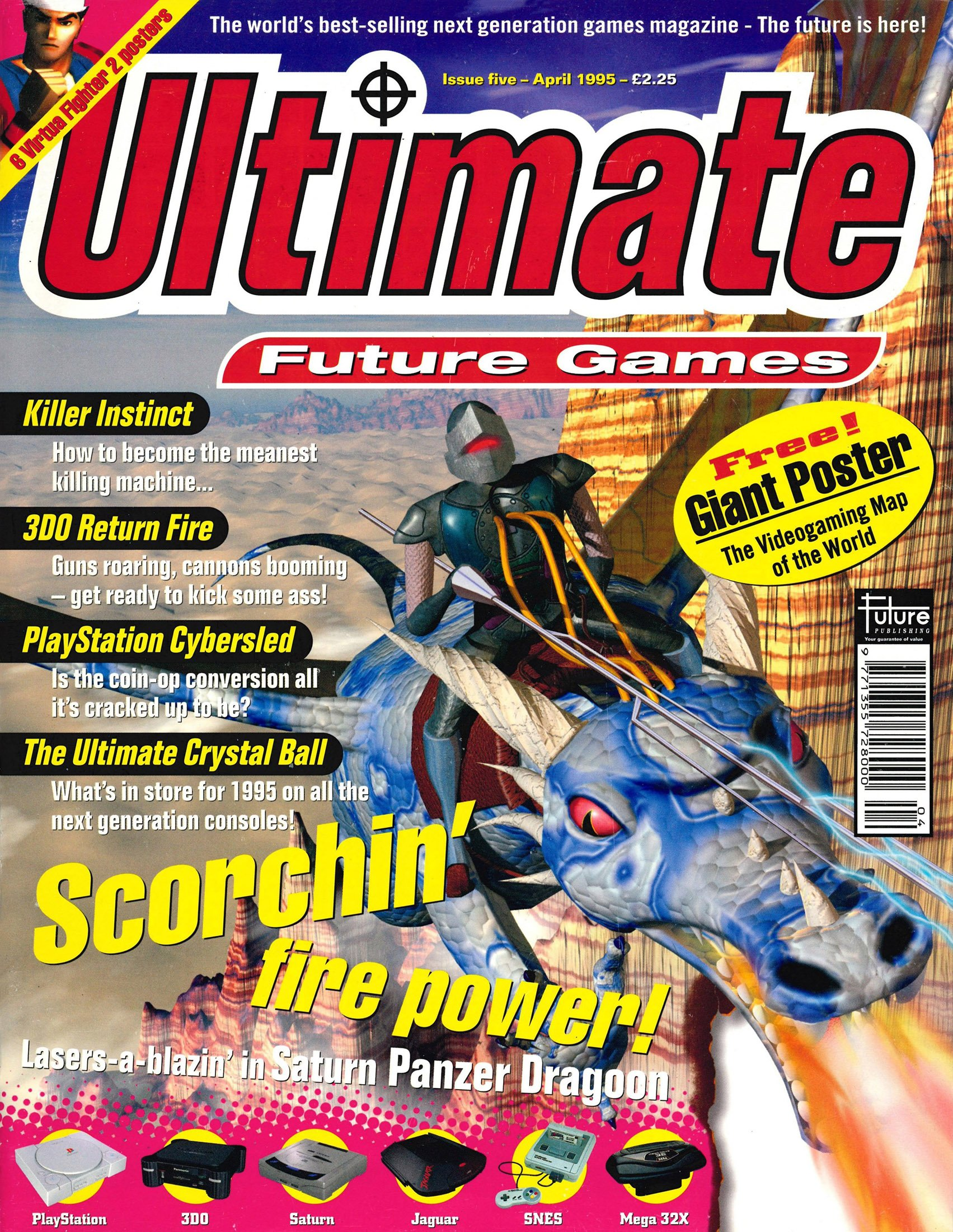 Ultimate Future Games 05 (April 1995)