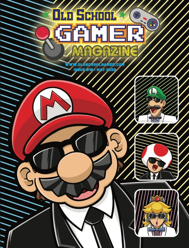 Old School Gamer Magazine Issue 16 (May 2020)
