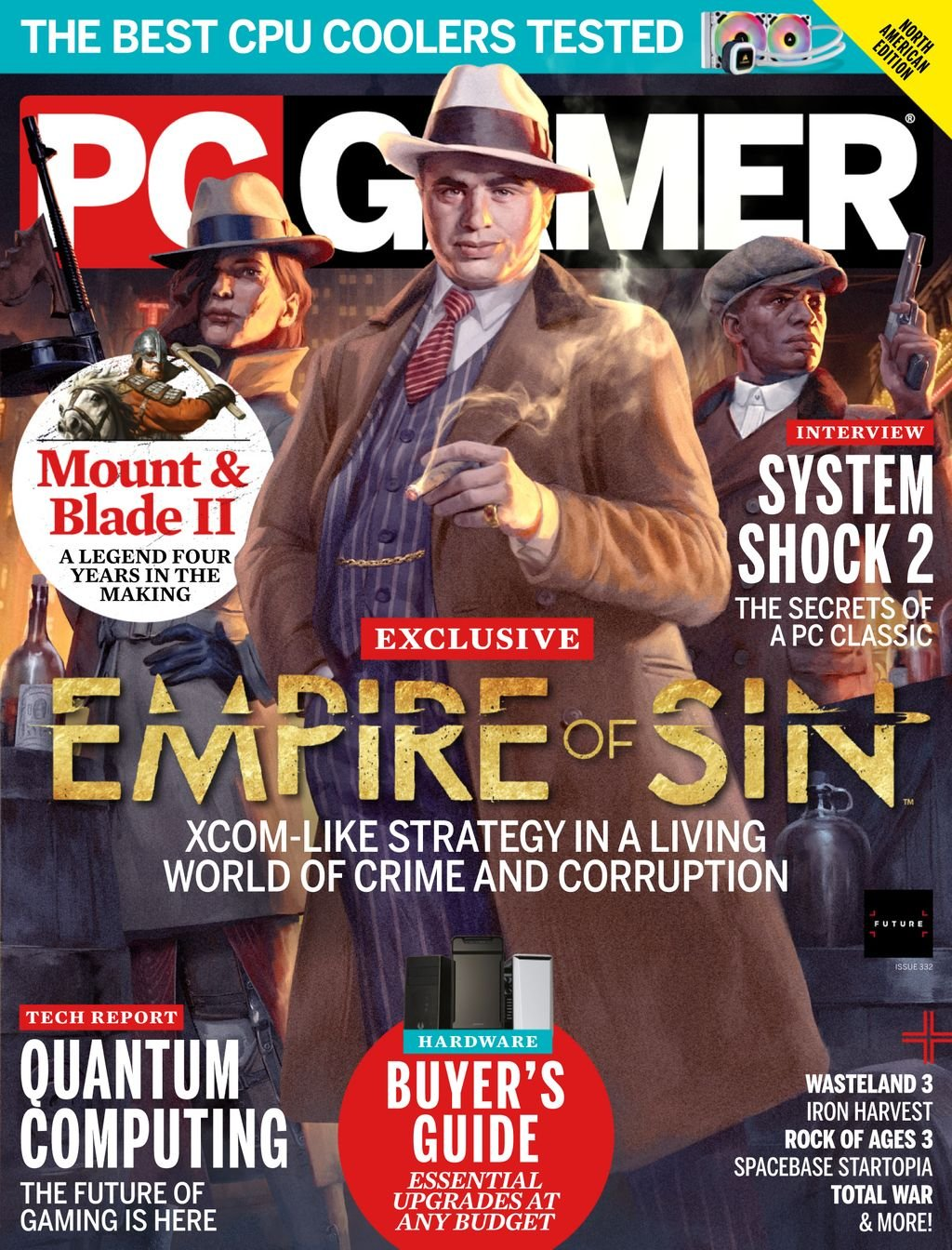 PC Gamer Issue 332 (July 2020)