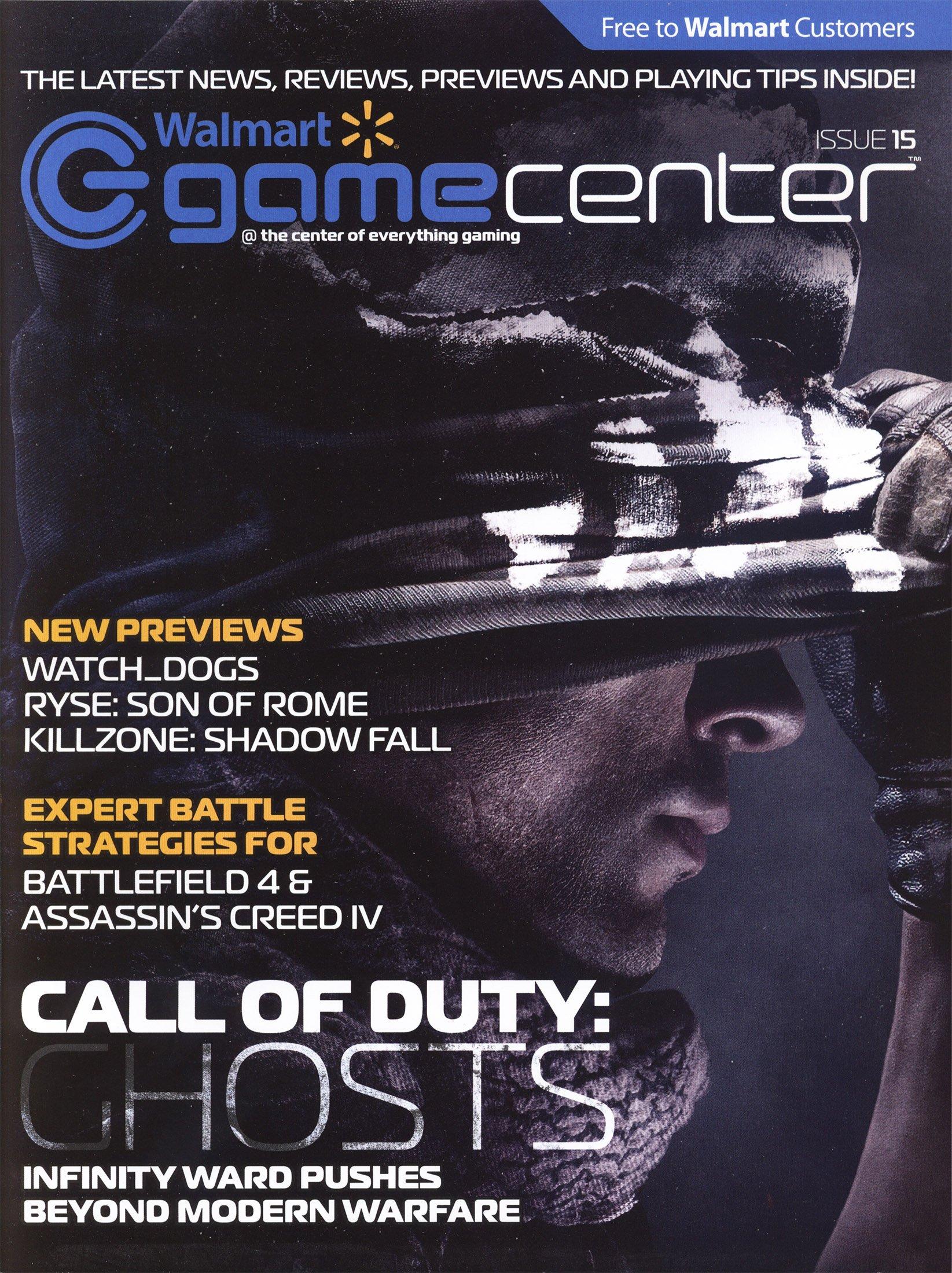 Walmart GameCenter Issue 015
