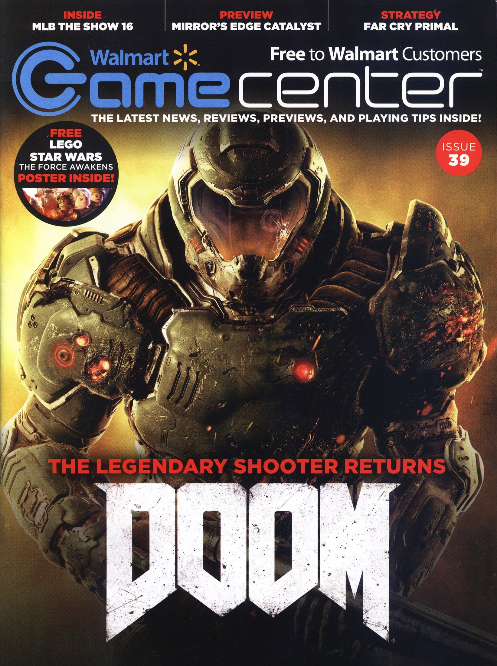 Walmart GameCenter Issue 039