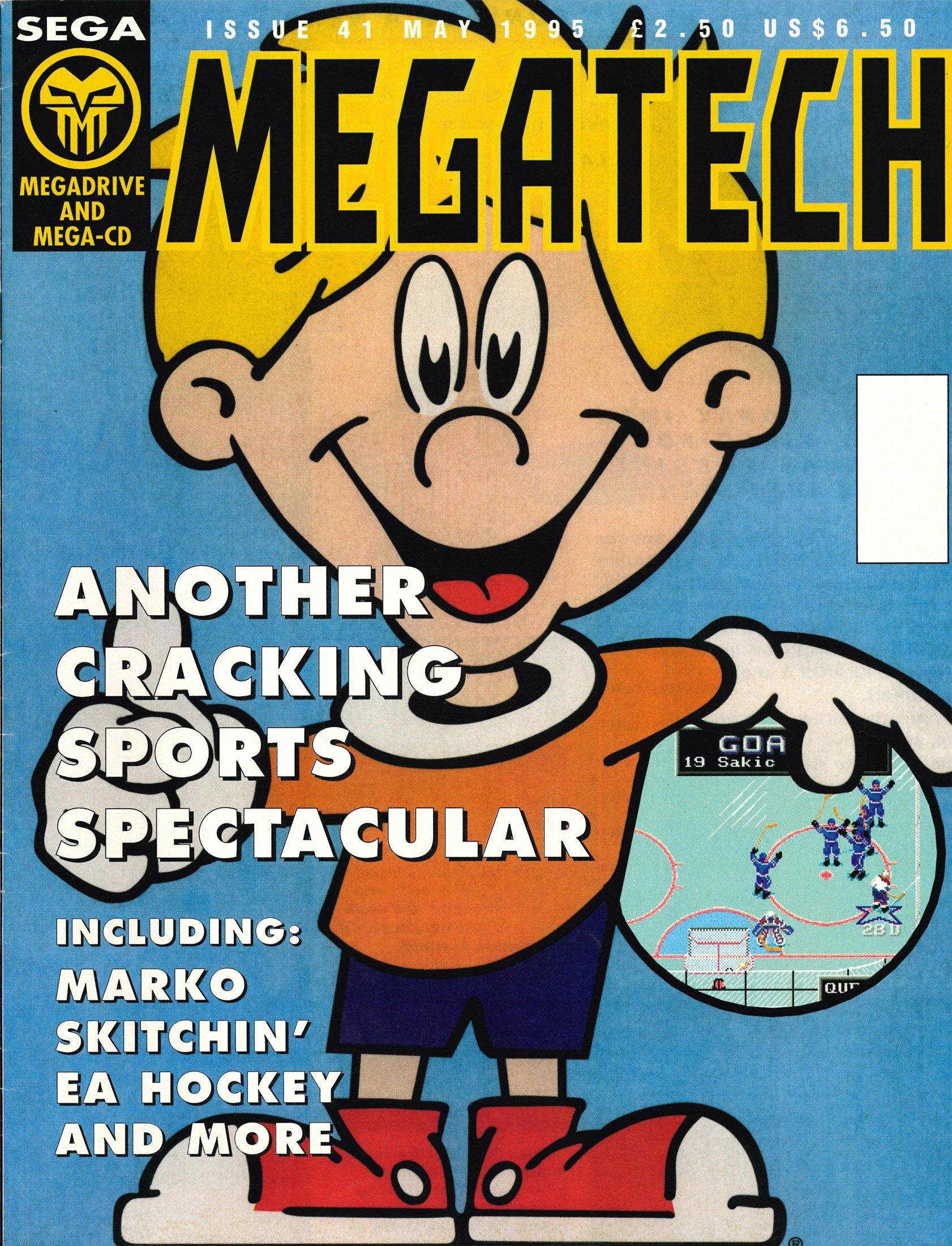 MegaTech 41 (May 1995)