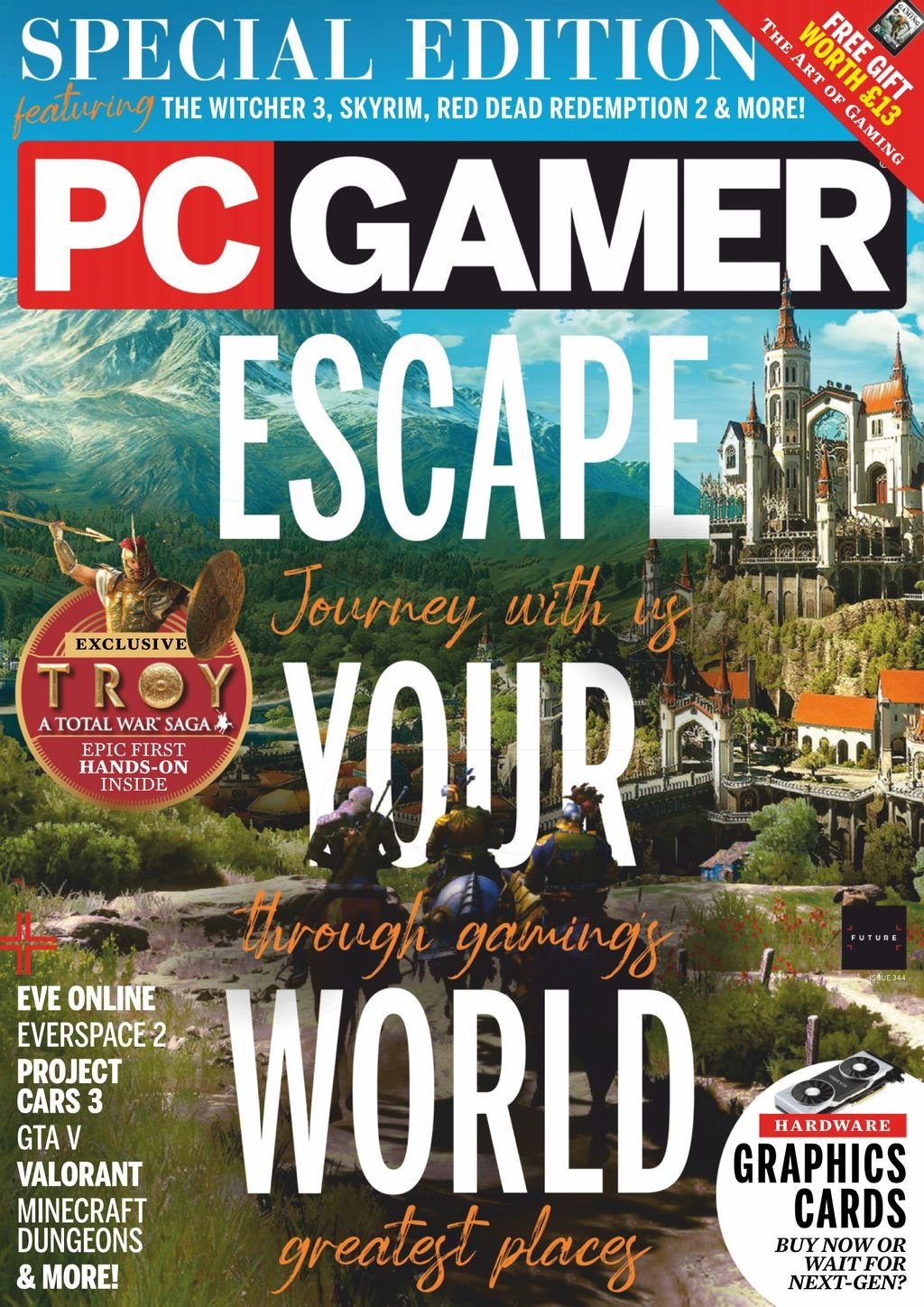 PC Gamer UK Issue 346 (August 2020)