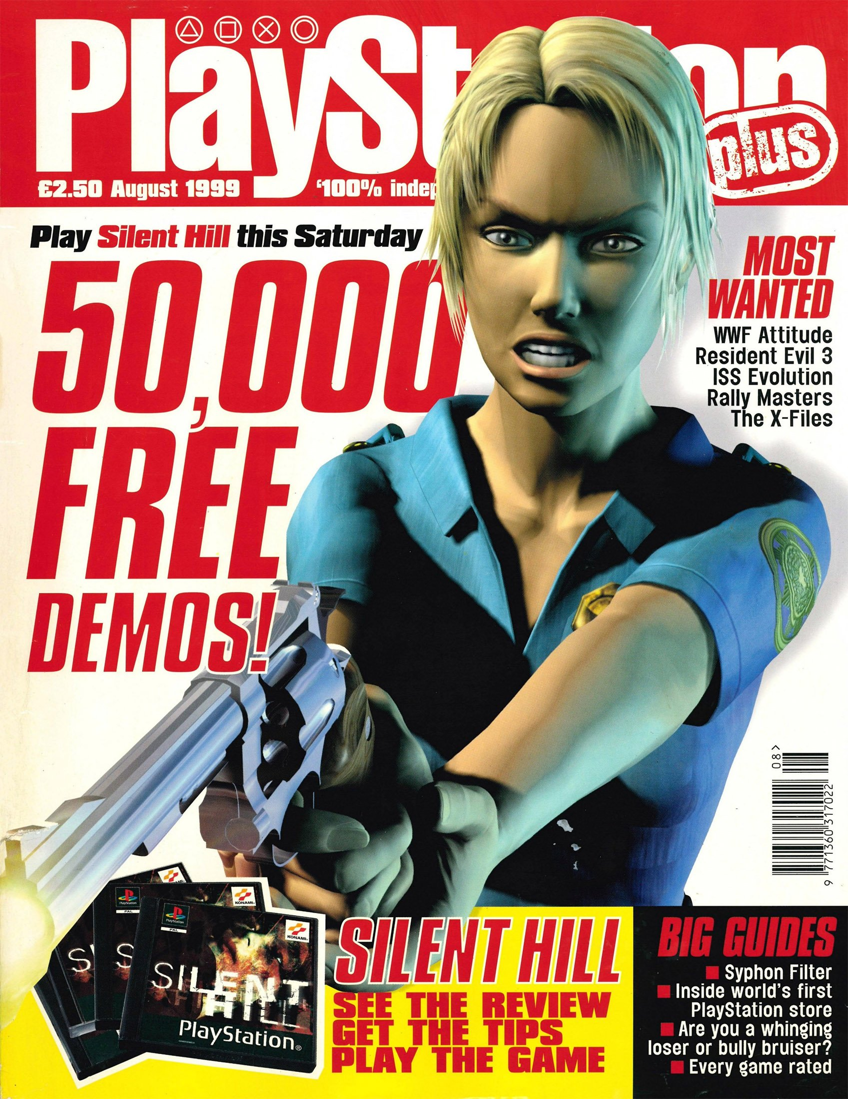 PlayStation Plus Issue 047 (August 1999)