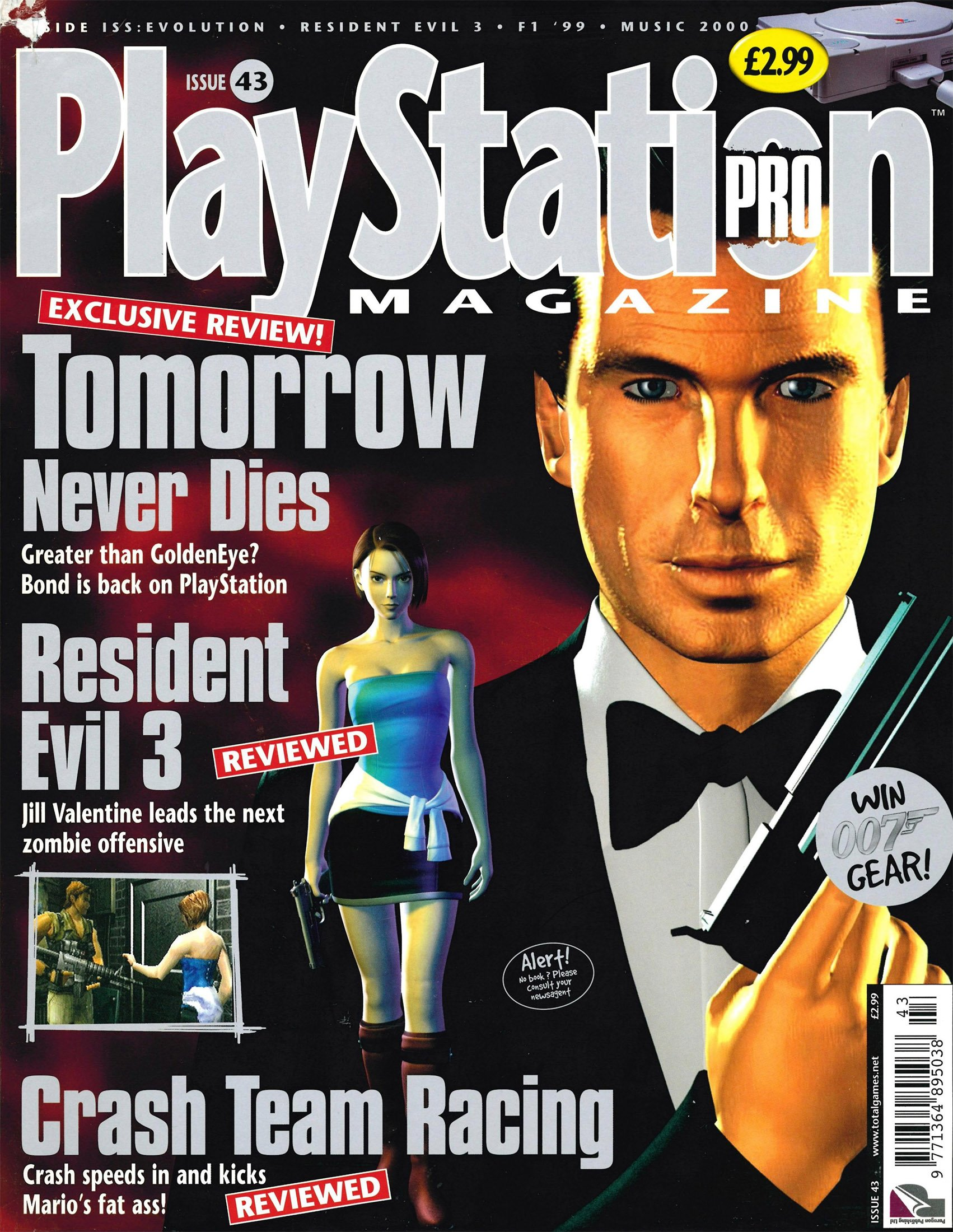 Playstation Pro Issue 43 (January 2000)