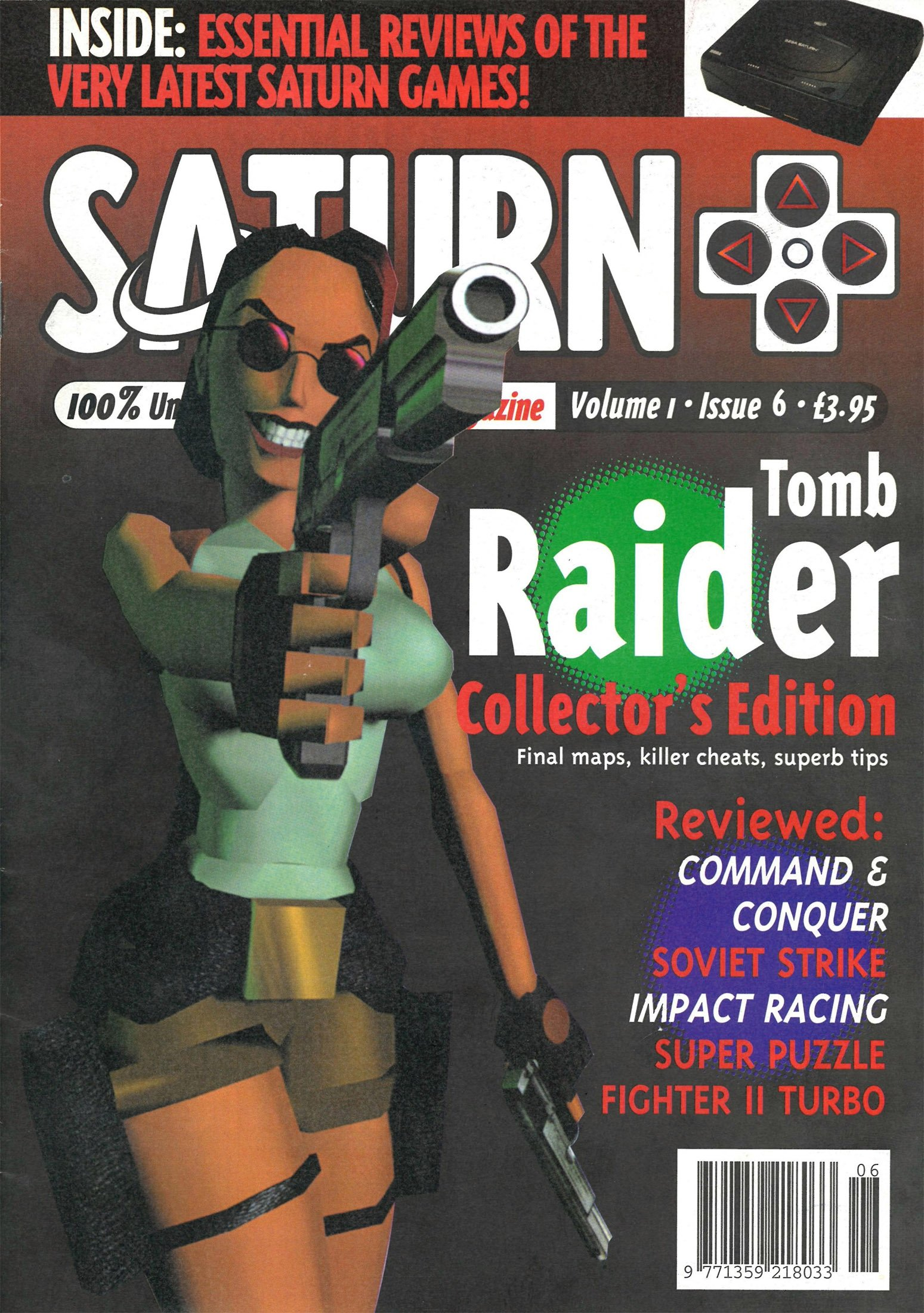Saturn+ Issue 06 (February 1997)