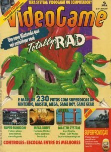 VideoGame Issue 08 (November 1991)