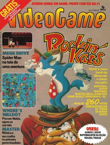 VideoGame Issue 09 (December 1991)