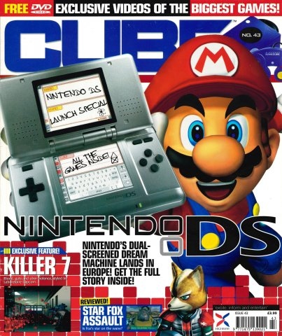 Cube Issue 43 (April 2005)