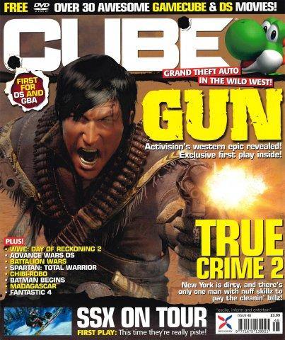 Cube Issue 48 (September 2005)
