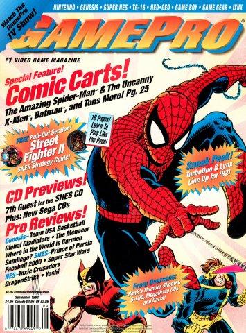 GamePro Issue 038 September 1992