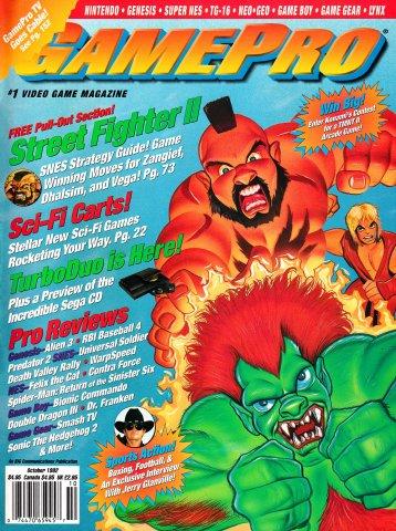 GamePro Issue 039 October 1992