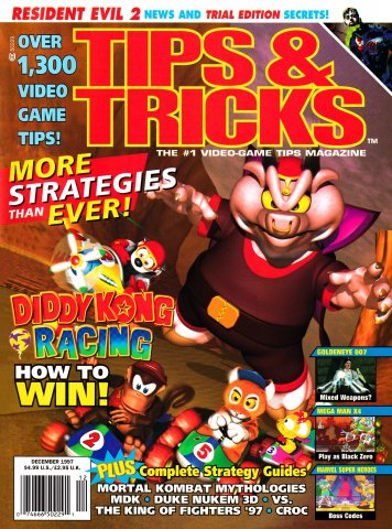 Tips & Tricks Issue 034 December 1997