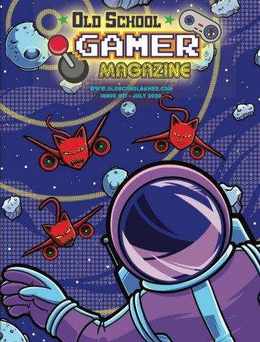Old School Gamer Magazine Issue 17 (July 2020)