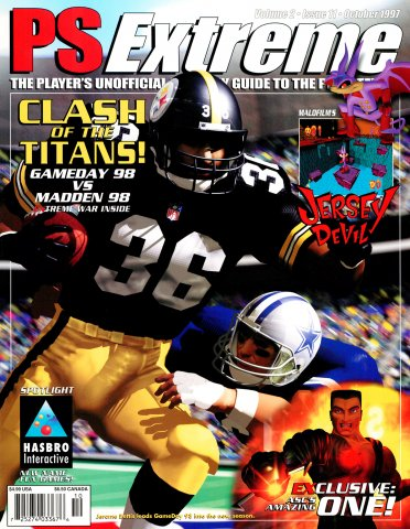 PSExtreme Issue 23 (October 1997)