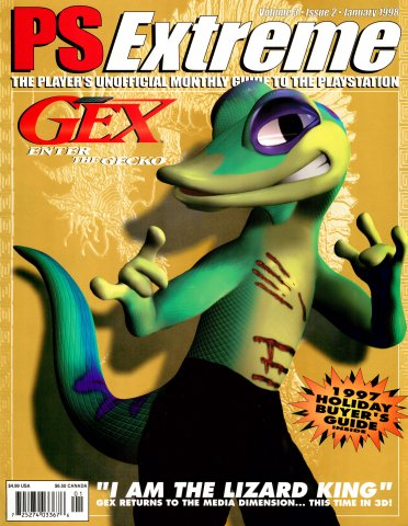 PSExtreme Issue 26 (January 1998)