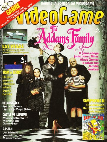 VideoGame Issue 11 (February 1992)