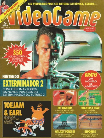 VideoGame Issue 14 (May 1992)