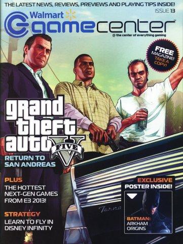 Walmart GameCenter Issue 013