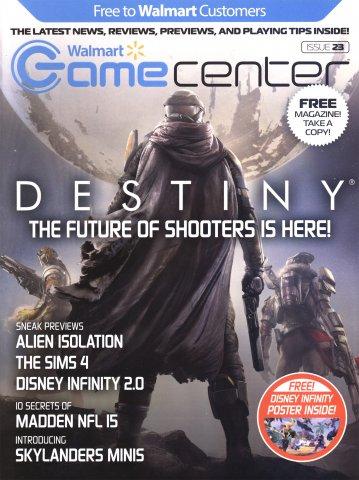 Walmart GameCenter Issue 023
