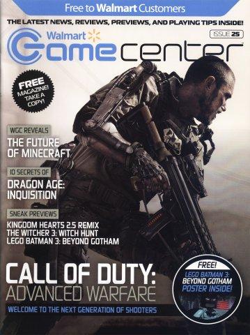 Walmart GameCenter Issue 025