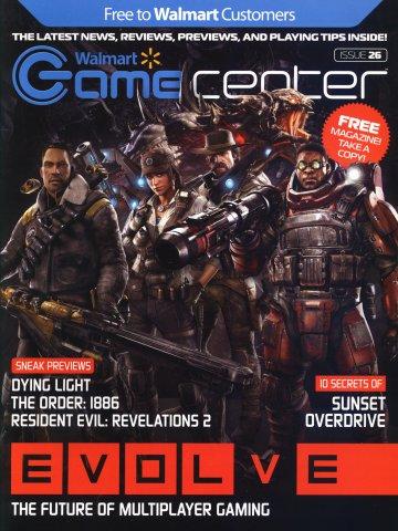 Walmart GameCenter Issue 026
