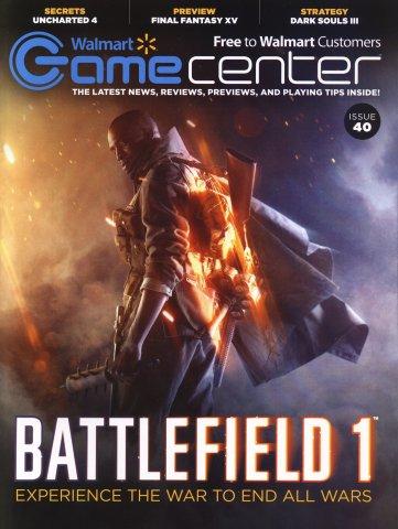 Walmart GameCenter Issue 040