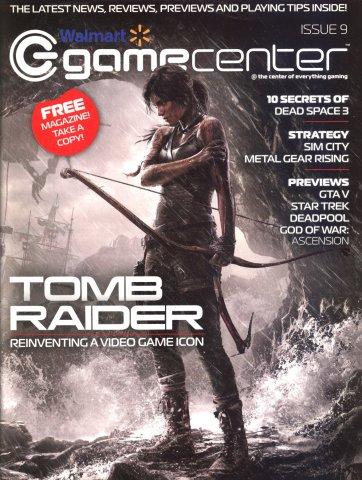 Walmart GameCenter Issue 009