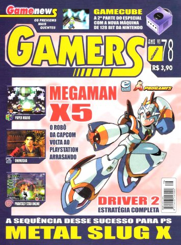 Gamers Issue 78 (2000)