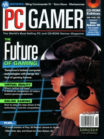 PC Gamer Issue 024 May 1996