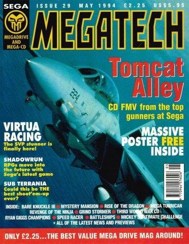 MegaTech 29 (May 1994)