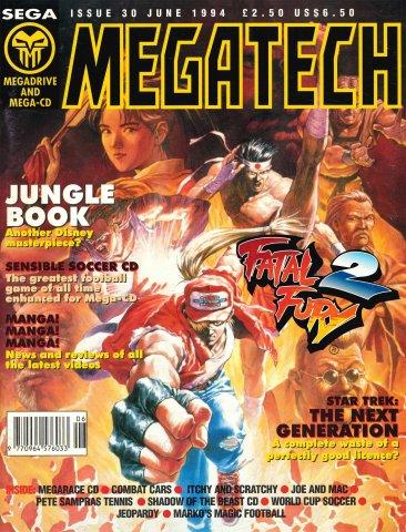 MegaTech 30 (June 1994)