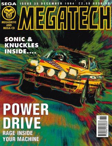 MegaTech 35 (December 1994)