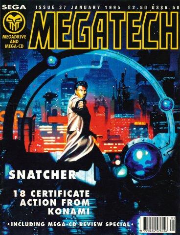 MegaTech 37 (January 1995)